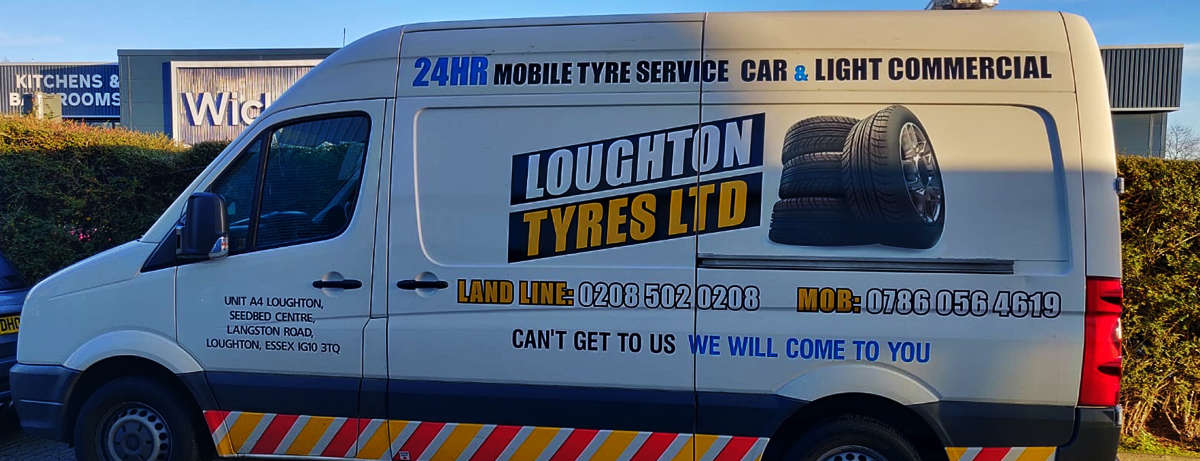 Mobile Tyre Fitting Essex